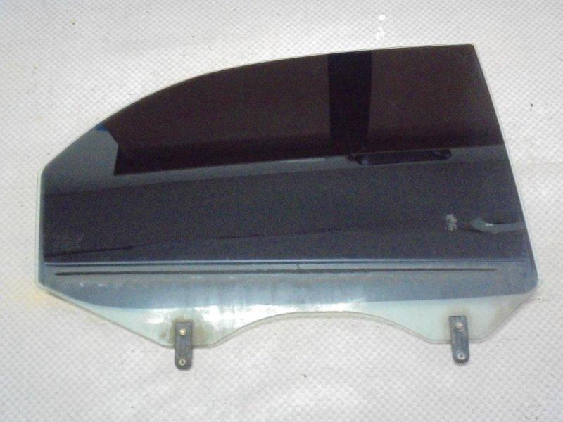 Стекло двери Kia Cerato LD G4ED 2006 заднее правое (б/у)