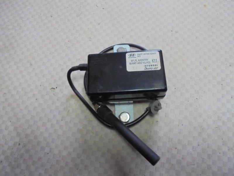 Блок управления центральным замком Hyundai Sonata EF G4JS 2002 (б/у)