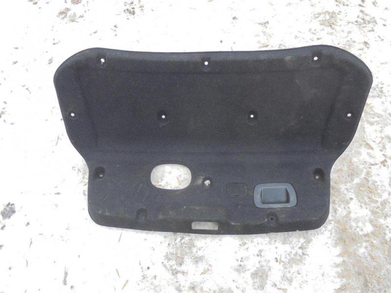 Обшивка крышки багажника Hyundai Sonata EF G4JS 2002 (б/у)