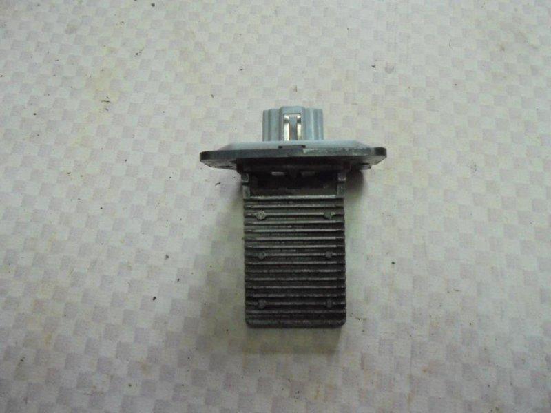 Резистор отопителя Hyundai Sonata EF G4JS 2002 (б/у)
