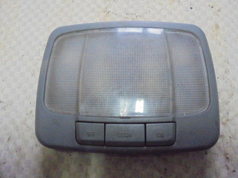 Плафон салонный Hyundai Sonata EF G4JS 2002 (б/у)