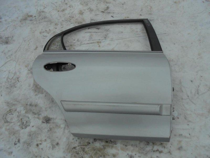 Дверь Hyundai Sonata EF G4JS 2002 задняя правая (б/у)