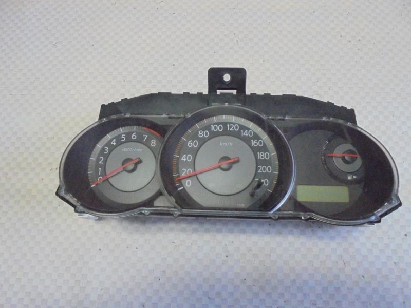Панель приборов Nissan Tiida C11 HR16DE 2008 (б/у)