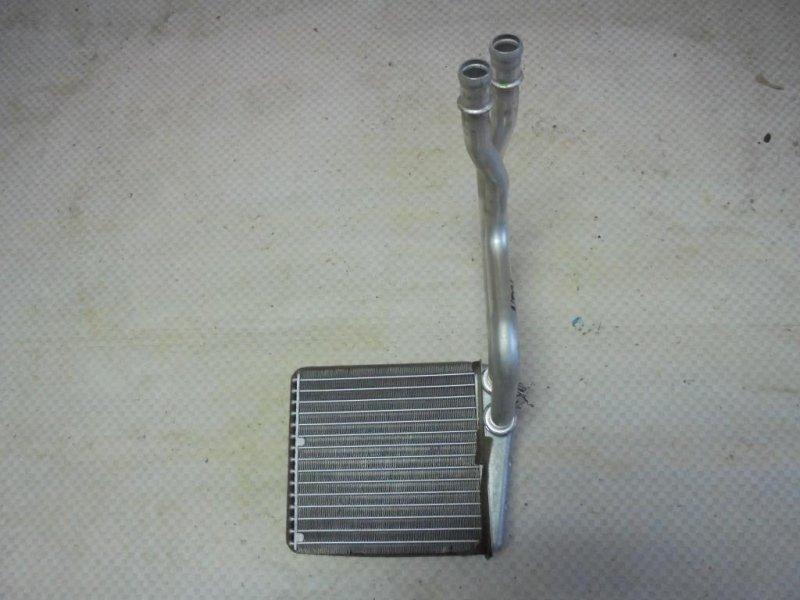 Радиатор отопителя Nissan Tiida C11 HR16DE 2008 (б/у)