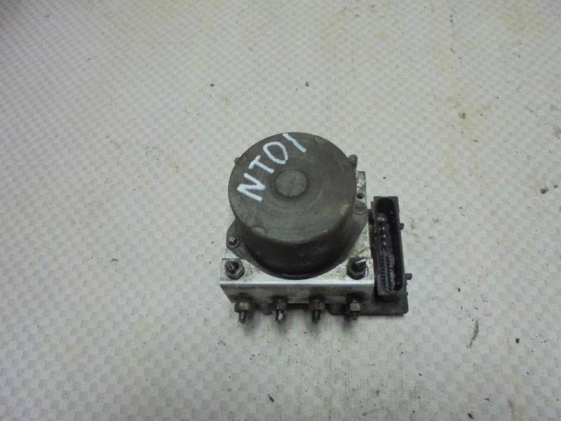 Блок abs (насос) Nissan Tiida C11 HR16DE 2008 (б/у)