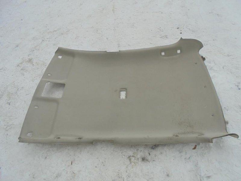 Обшивка крыши (потолок) Nissan Tiida C11 HR16DE 2008 (б/у)