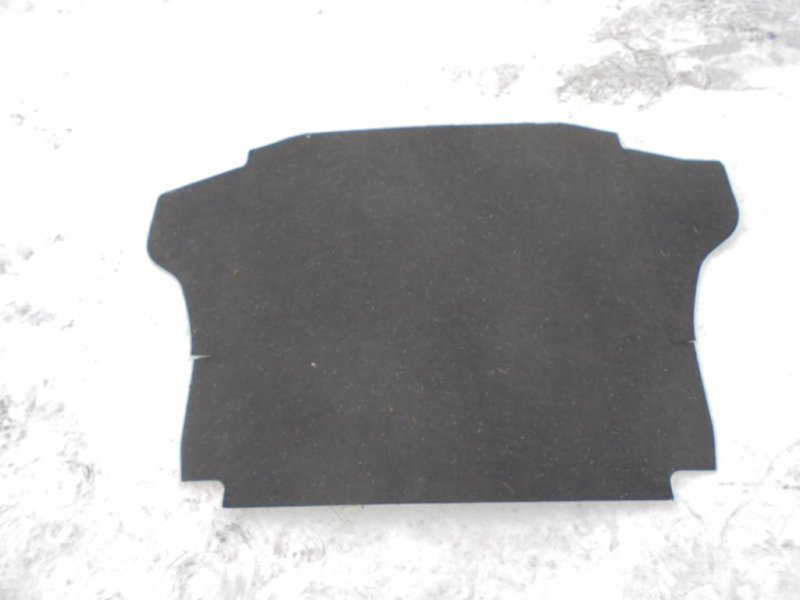 Пол багажника Nissan Tiida C11 HR16DE 2008 (б/у)