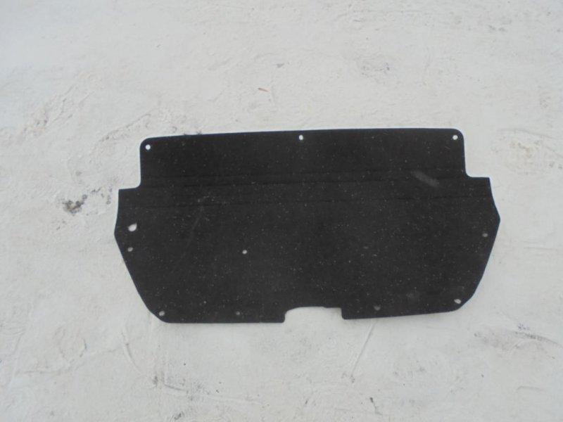 Обшивка крышки багажника Nissan Tiida C11 HR16DE 2008 (б/у)