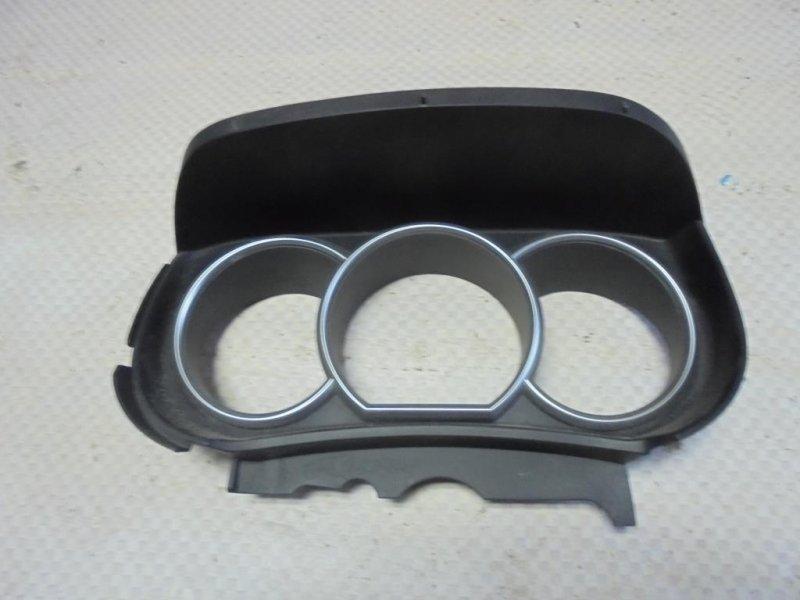 Накладка панели приборов Nissan Tiida C11 HR16DE 2008 (б/у)