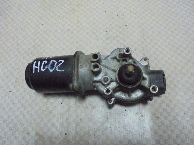 Мотор стеклоочистителя Honda Cr-V RD1 B20B3 1997 передний (б/у)