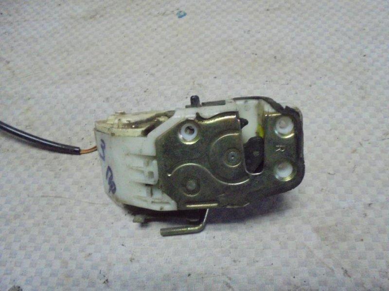 Замок двери Honda Inspire CC2 G25A 1993 задний правый (б/у)