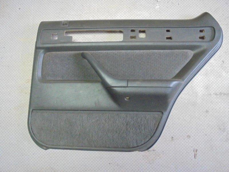 Обшивка двери Honda Inspire CC2 G25A 1993 задняя правая (б/у)