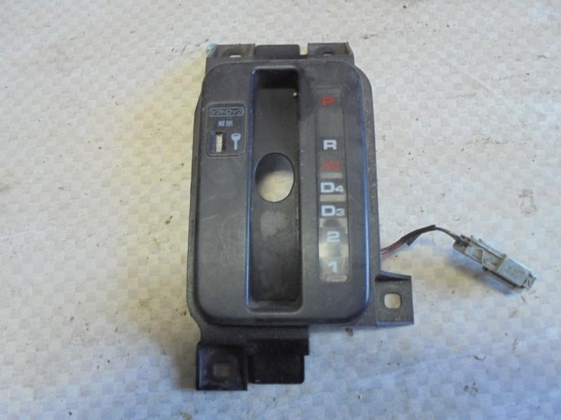 Накладка консоли центральной Honda Inspire CC2 G25A 1993 (б/у)