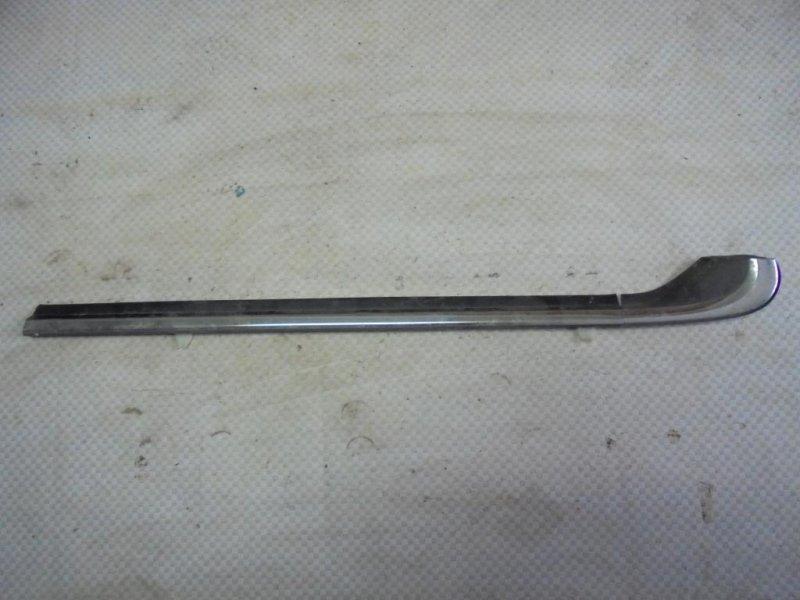 Уплотнитель стекла двери Honda Inspire CC2 G25A 1993 задний левый (б/у)