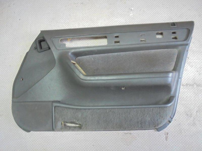 Обшивка двери Honda Inspire CC2 G25A 1993 передняя правая (б/у)