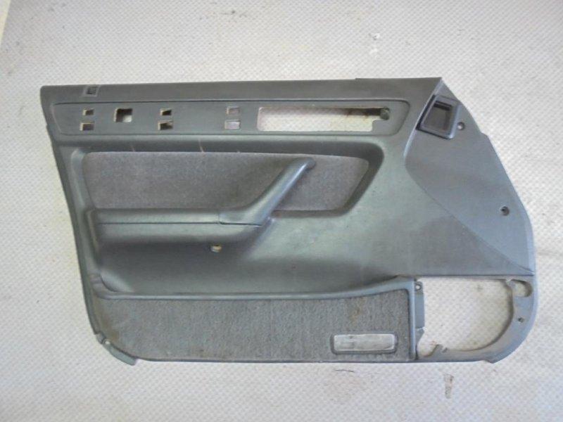 Обшивка двери Honda Inspire CC2 G25A 1993 передняя левая (б/у)