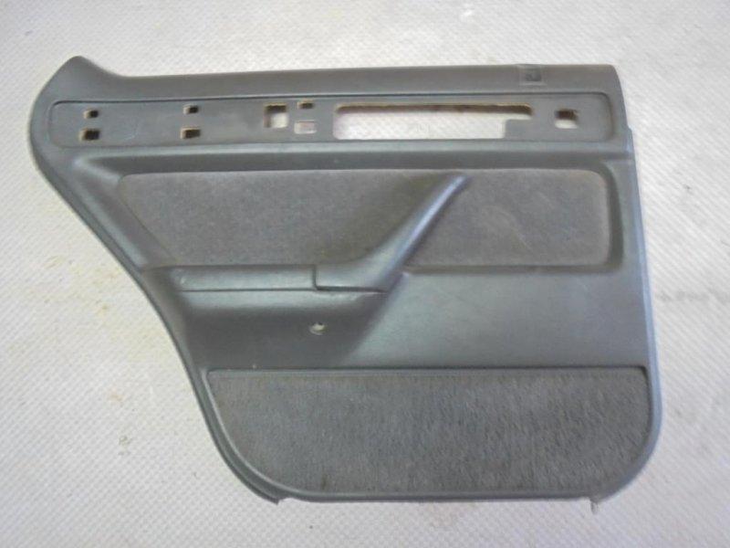 Обшивка двери Honda Inspire CC2 G25A 1993 задняя левая (б/у)