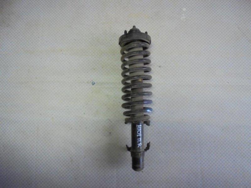 Стойка подвески Honda Inspire CC2 G25A 1993 передняя правая (б/у)