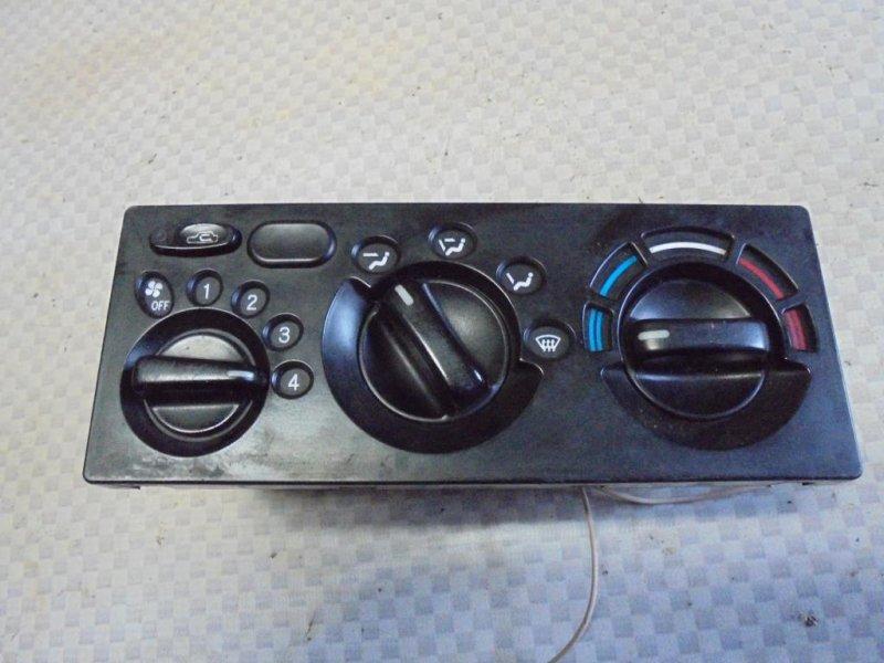 Блок управления отопителем Daewoo Nexia KLETN A15MF 2007 (б/у)