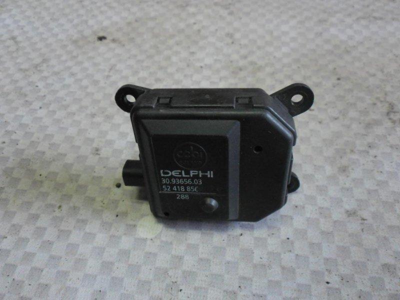 Мотор заслонки отопителя Opel Astra H Z18XER 2008 (б/у)