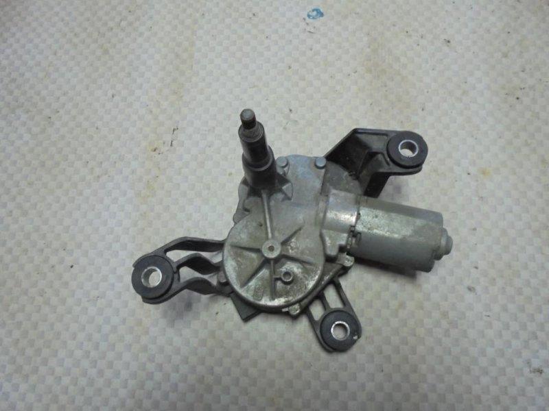 Мотор стеклоочистителя Opel Astra H Z18XER 2008 задний (б/у)