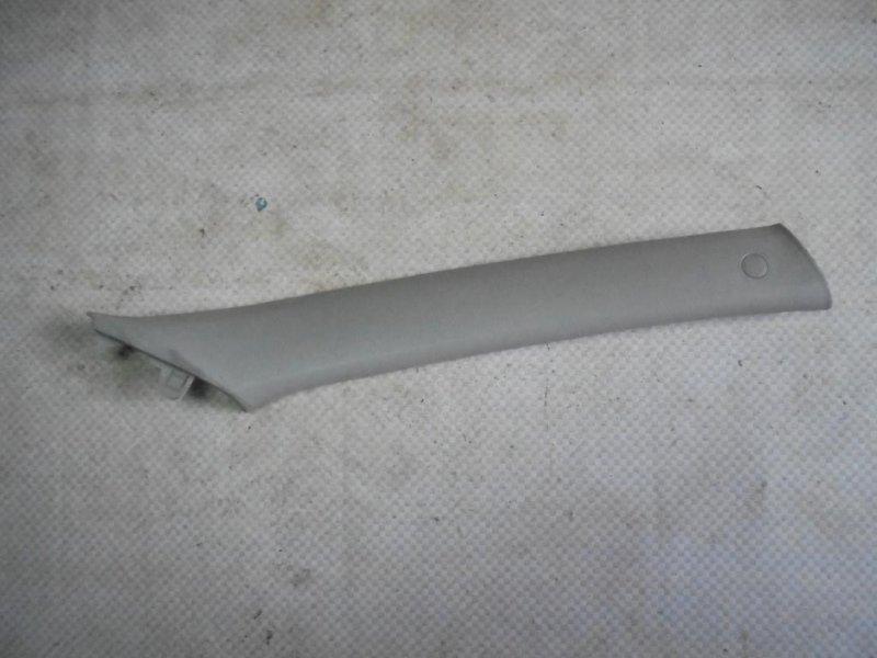 Обшивка стойки Kia Cerato LD G4ED 2005 передняя правая (б/у)