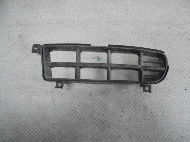 Решетка в бампер Kia Cerato LD G4ED 2005 левая (б/у)