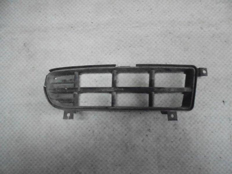 Решетка в бампер Kia Cerato LD G4ED 2005 правая (б/у)