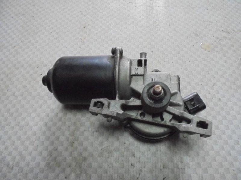 Мотор стеклоочистителя Kia Cerato LD G4ED 2005 передний (б/у)