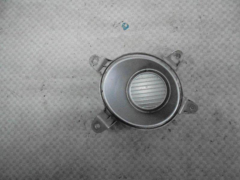 Заглушка птф Kia Cerato LD G4ED 2005 передняя правая (б/у)