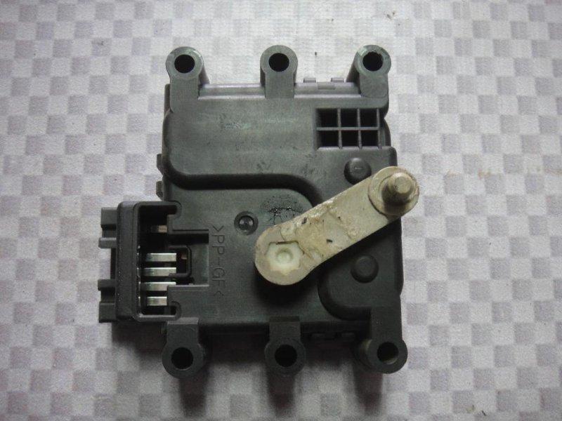 Мотор заслонки отопителя Mazda Mazda3 BK LF 2006 (б/у)