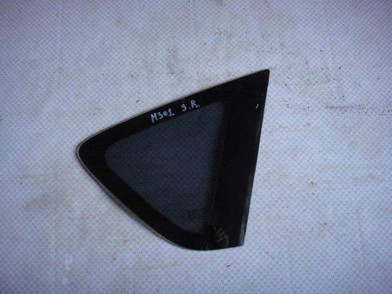 Стекло кузовное глухое Mazda Mazda3 BK LF 2006 правое (б/у)