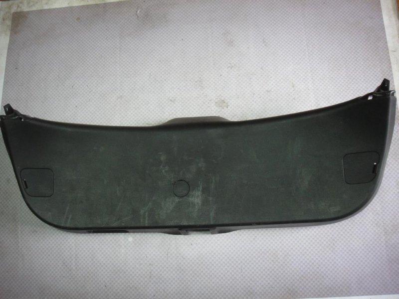 Обшивка крышки багажника Mazda Mazda3 BK LF 2006 нижняя (б/у)