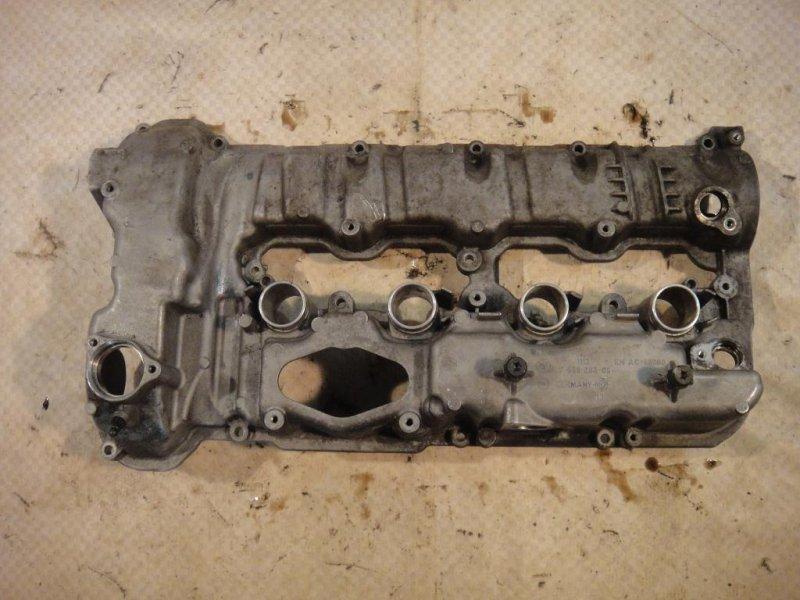 Клапанная крышка Bmw X6 E71 N63B44 правая (б/у)