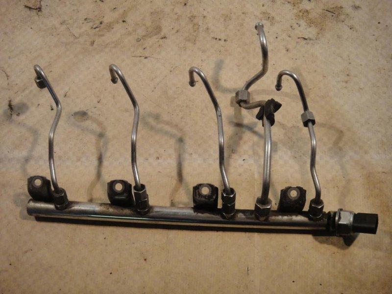 Рейка топливная (рампа) Bmw X6 E71 N63B44 (б/у)