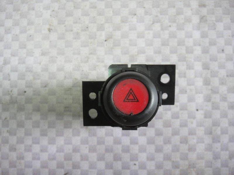 Кнопка аварийной сигнализации Honda Accord CF4 F20B 1998 (б/у)