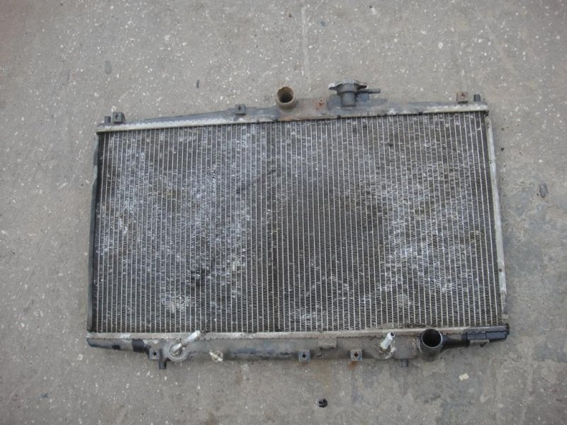 Радиатор основной Honda Accord CF4 F20B 1998 (б/у)