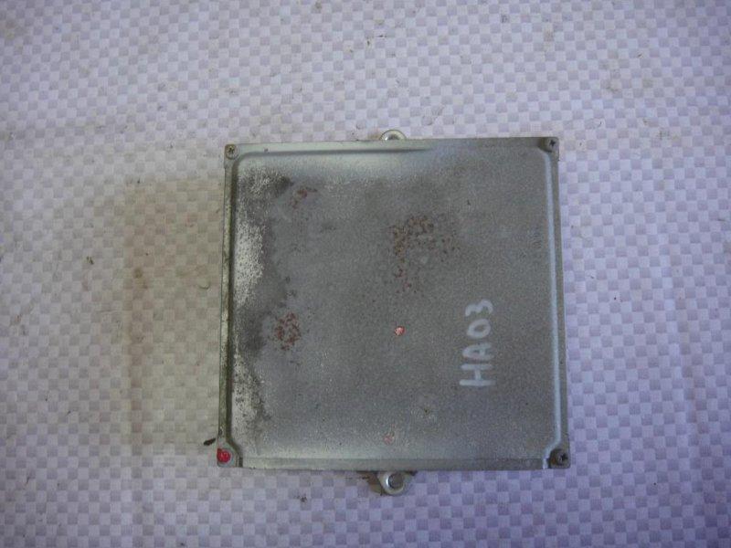 Блок управления двигателем Honda Accord CF4 F20B 1998 (б/у)