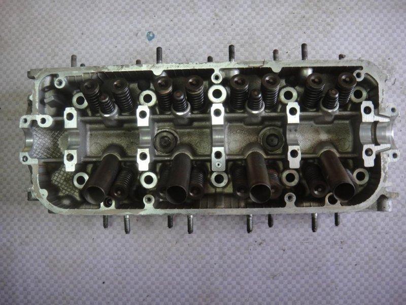 Головка блока цилиндров (гбц) Honda Accord CF4 F20B 1998 (б/у)