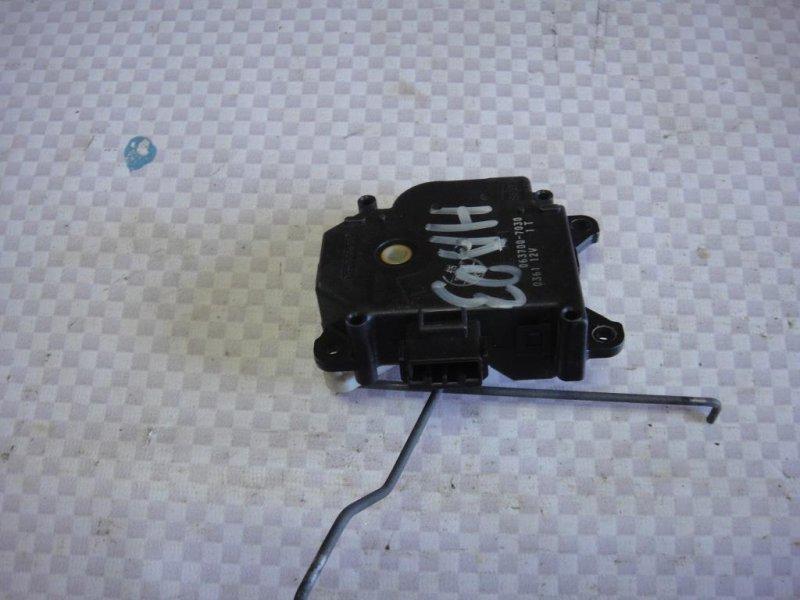 Мотор заслонки отопителя Honda Accord CF4 F20B 1998 (б/у)