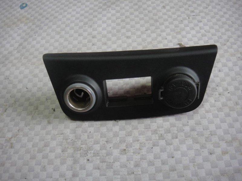 Накладка консоли центральной Hyundai I30 FD G4FA 2009 (б/у)