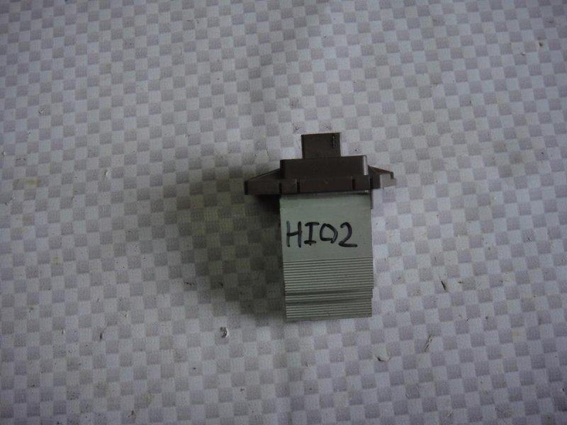 Резистор отопителя Hyundai I30 FD G4FA 2009 (б/у)