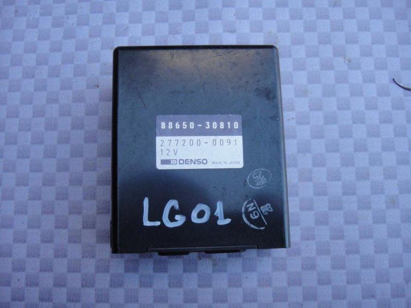 Блок управления кондиционером Lexus Gs300 JZS147 2JZ-GE 1993 (б/у)