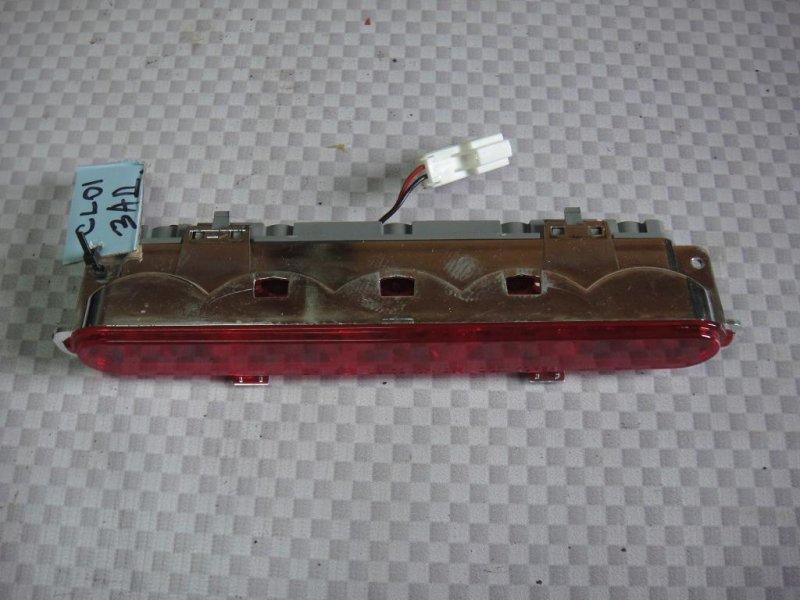 Стоп-сигнал дополнительный Chevrolet Lacetti J200 F14D3 2011 (б/у)
