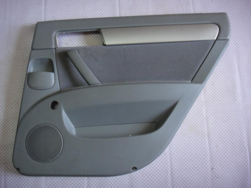 Обшивка двери Chevrolet Lacetti J200 F14D3 2011 задняя правая (б/у)