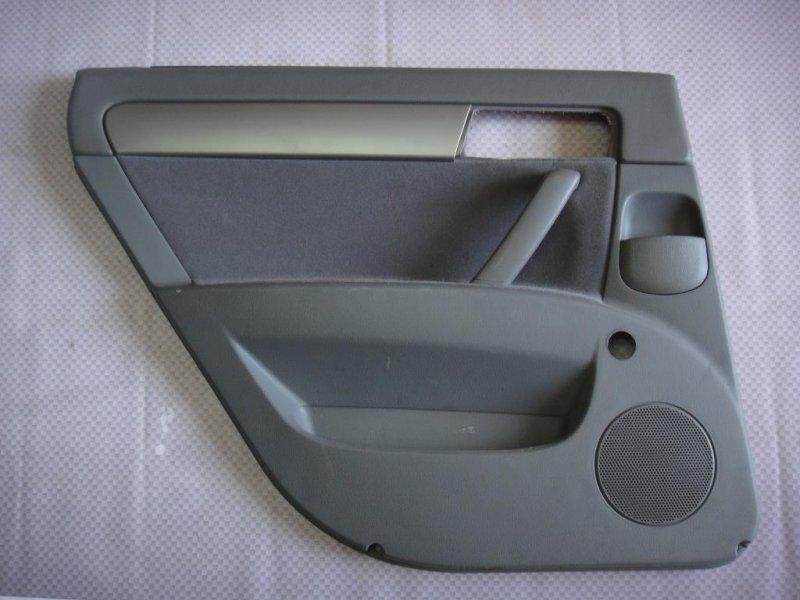 Обшивка двери Chevrolet Lacetti J200 F14D3 2011 задняя левая (б/у)