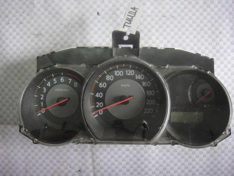 Панель приборов Nissan Tiida C11 (б/у)