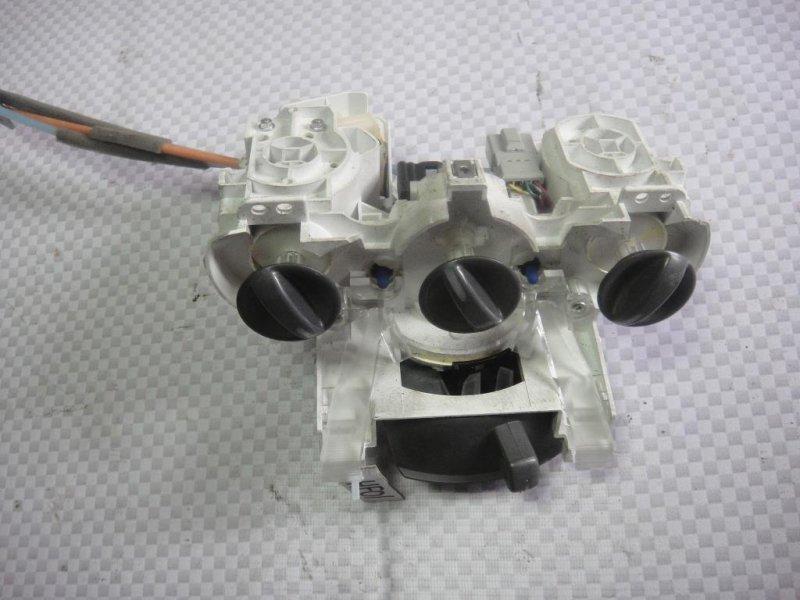 Блок управления отопителем Honda Fit GD L15A1 2008 (б/у)