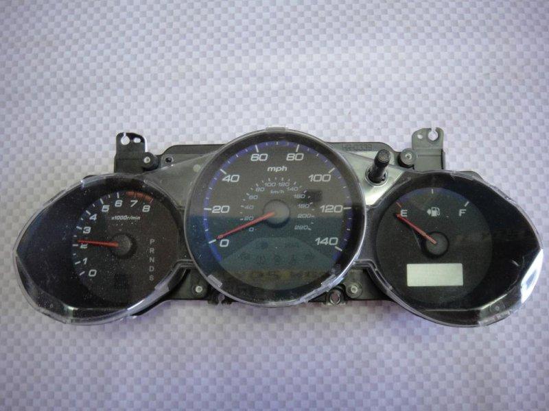 Панель приборов Honda Fit GD L15A1 2008 (б/у)