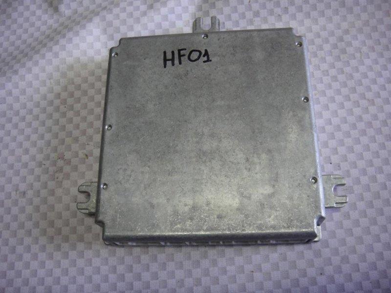 Блок управления двигателем Honda Fit GD L15A1 2008 (б/у)